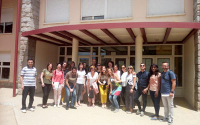 Formación sobre el Modelo Denver de Atención Temprana para niños pequeños con autismo y Transnational Meeting en Ávila